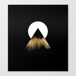 MINIMALISM SERIES: Fortune Teller Canvas Print