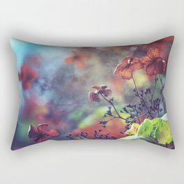 Morning Poetry Rectangular Pillow
