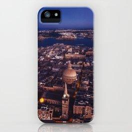 Basilica of Our Lady of Mount Carmel, Valletta Malta iPhone Case