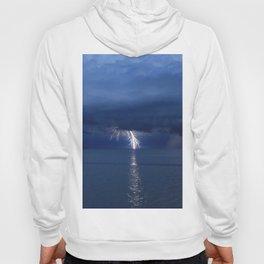 Lightning on the Myakka DPG160601a Hoody