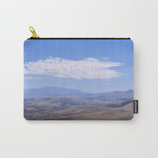 Forever Further To Go Carry-All Pouch