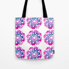 colourful circle  Tote Bag