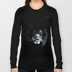 Lion spy logo blanc urban fashion culture Jacob's 1968 Paris Agency Long Sleeve T-shirt