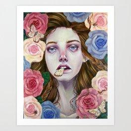 Resurgence Art Print