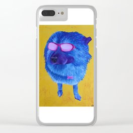 Simba Clear iPhone Case