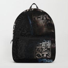 Joan Ferguson  I am to scare... Backpack