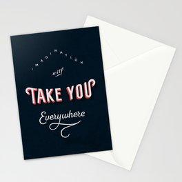 Imagination 2 Stationery Cards