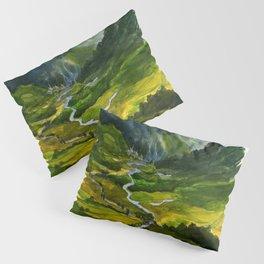The Hidden Valley (original) Pillow Sham