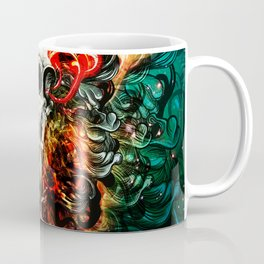 3 Eye COLOR Coffee Mug