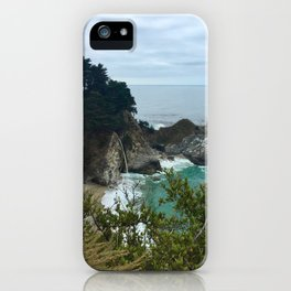 McWay Falls, CA iPhone Case