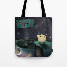 Earthbound - Greetings From Saturn Valley Tote Bag