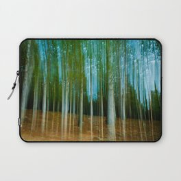 Listening to the Silence Laptop Sleeve