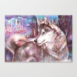 Hopeful Canvas Print