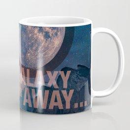 Off Center - In a Galaxy Coffee Mug