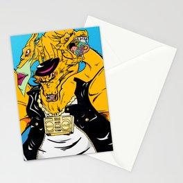 Kaiju Kool Kids_Street King Stationery Cards