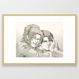 LeviHan Framed Art Print