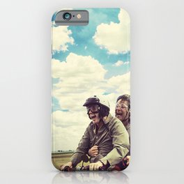 Dumb and Dumber,jim carrey,movie poster,Best Buds  iPhone Case