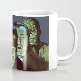 Famous Monsters Gang Coffee Mug