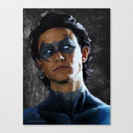 Joseph Gordon Nightwing Canvas Print
