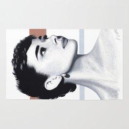 Audrey Hepburn Rug