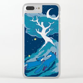 Fleet Foxes Clear iPhone Case