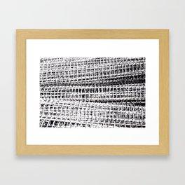 Rebar .....  Framed Art Print