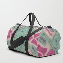 Cheshire Octopus Dolphin Kiss Duffle Bag