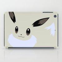 eevee iPad Cases featuring Shiny Eevee by Rebekhaart