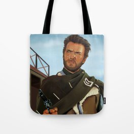 For a fistful of dollars Tote Bag