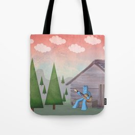 Get Away and Rest Tote Bag