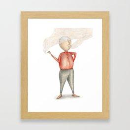 Amstermannetje #2 Framed Art Print