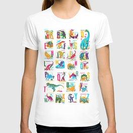 Alphasaurus Rex T-shirt