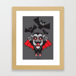 Evil Powers of Pumped up Kicks Framed Art Print