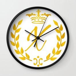 Xenial Wall Clock