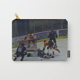 Dive for the Goal - Ice Hockey Carry-All Pouch