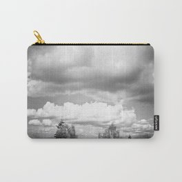 Shadow Clouds Carry-All Pouch