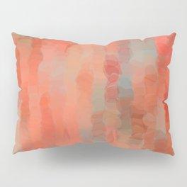 Coral Mirage Pillow Sham