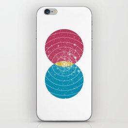 Stars Collide  iPhone Skin