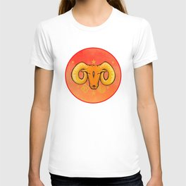 Year of the Ram (distressed) T-shirt