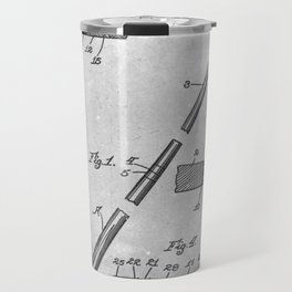 Billiard Cue Travel Mug