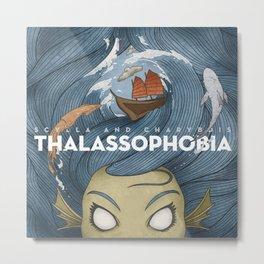 Thalassophobia Metal Print