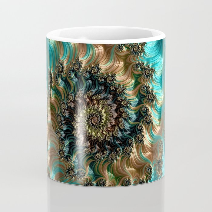 Aqua Supreme Coffee Mug