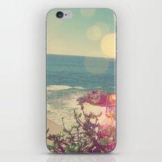 Beach Photography iPhone & iPod Skin