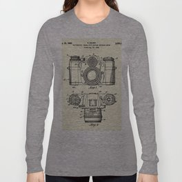 Photographic Camera with coupled exposure meter-1962 Long Sleeve T-shirt
