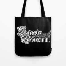 Expecto Patronum Harry P Tote Bag