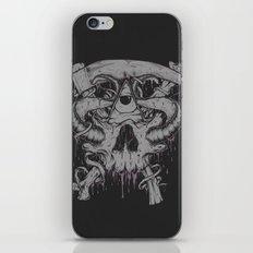 Sickle & Bone  iPhone & iPod Skin