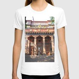 Main Entrance. Buddhist traditional sangha of Russia. T-shirt