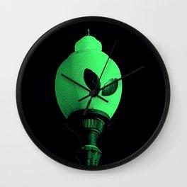 Merculoid Wall Clock
