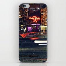 Hard Rock Cafe iPhone & iPod Skin