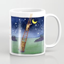 Reaching for the Moon Coffee Mug
